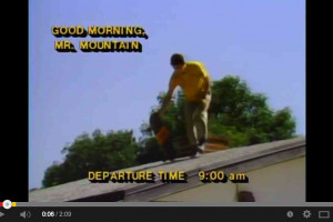 Lance Mountain: Bones Brigade Video Show