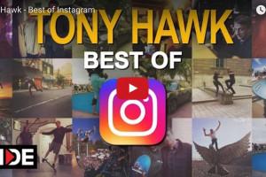 Tony Hawk - Best of Life on Instagram