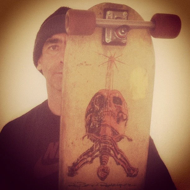 lance ray bones board