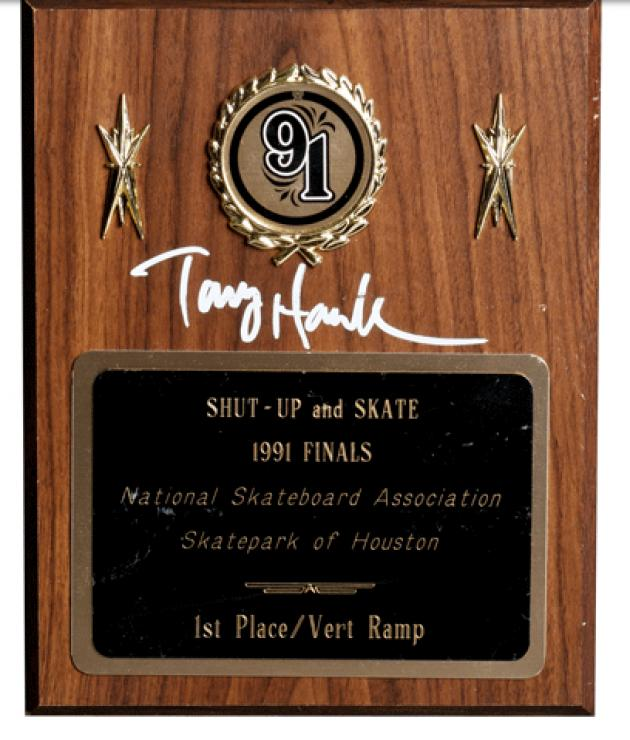 Tony hawk trophy 10-17-12